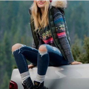 American Eagle Outfitters | Jegging Sweater | S